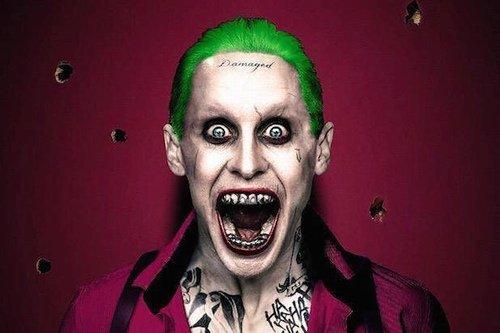 Joker vốn đã quá nổi tiếng trong phim của DC.