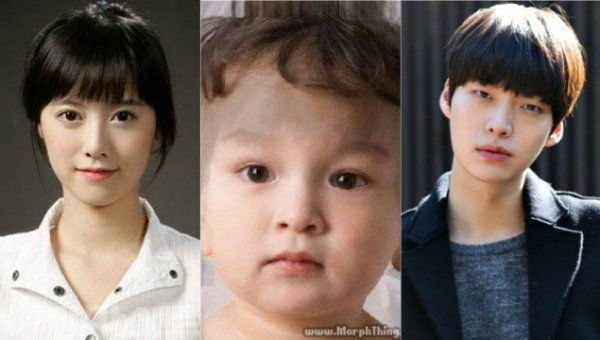 Không chỉ đẹp đôi trên màn ảnh, Goo Hye Sun và Ahn Jae Hyun còn khiến khán giả ngưỡng mộ vì mối tình lãng mạn như ngôn tình ngoài đời thực. Cặp đôi đã chính thức về chung một nhà trong sự chúc phúc của đông đảo người hâm mộ. Em bé của cả hai được cho là sẽ sở đường nét gương mặt xinh xắn giống mẹ, đặc biệt là ở đôi mắt to và khuôn miệng nhỏ xinh.