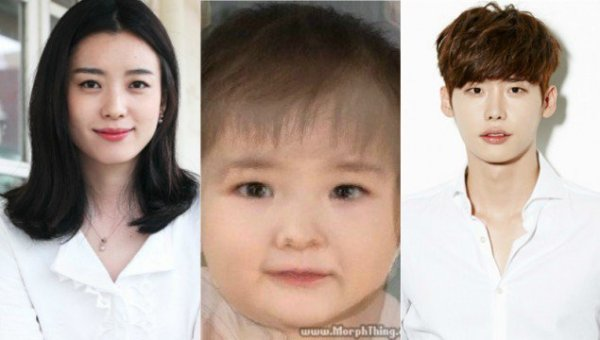 Han Hyo Joo và Lee Jong Suk là một trong những cặp đôi chị - em đẹp nhất màn ảnh Hàn. Bộ phim có sự hợp tác của cả hai khiến khán giả trông đợi từng tập, con cái của đôi tiên đồng  ngọc nữ này cũng được kỳ vọng cao. Em bé được tin sẽ sở hữu đôi mắt long lanh giống mẹ, mũi cao giống bố.