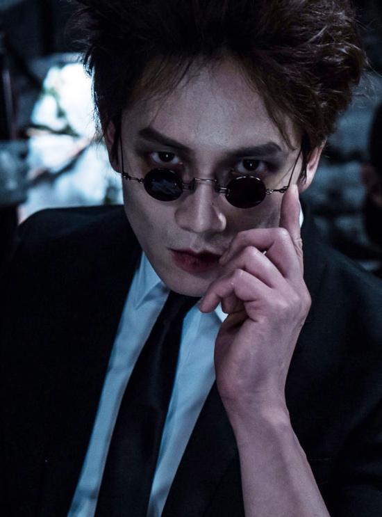 Ji Sung có cơ hội làm ma cà rồng trong tác phẩm điện ảnhThe Vampire Lives Next Door