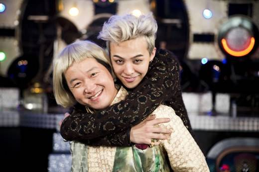 Cặp đôi nổi tiếng và hài hước nhất của G-Dragon là cùng với Kim Hyun Dong . Cả 2 hợp tác trong một chương trình hài và cuối cùng lại đoạt giải cặp đôi đẹp nhất ở lễ trao giải cuối năm.