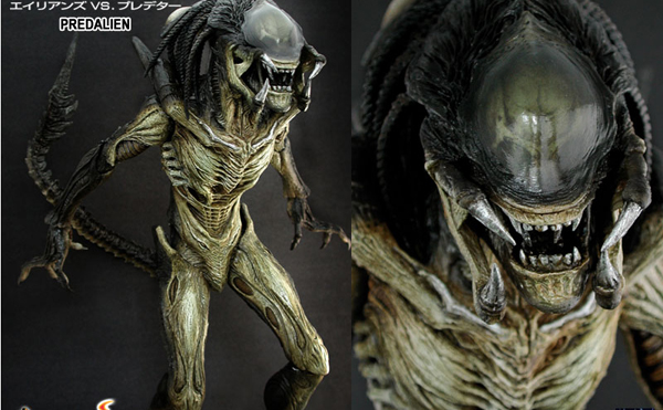 Loạt phim Alien đã gây kinh ngạc cho cả khán giả và giới làm phim vì tạo hình nhân vật quá sáng tạo. Trước Predalien, thương hiệu phim đã mang đến chủng loàiXenomorphs