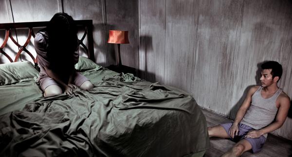 Ngôi nhà trong hẻm lúc ra mắt đã tạo sự chú ý lớn vì tên tuổi của 2 diễn viên chính là Ngô Thanh Vân và Trần Bảo Nam. Trong ngày đầu ra mắt, phim thu về doanh thu chưa từng có là 2,4 tỷ đồng.Một bi kịch xảy đến với một cặp vợ chồng trẻ. Họ mất đứa con đầu lòng vì người vợ bị sẩy thai. Sau khi họ trở về ngôi nhà của họ sau một thời gian người vợ ở bệnh viện, họ thấy có những thay đổi trong nhà. Người vợ vẫn bị dằn vặt bởi sự mất mát, và dần dần có những hành động kỳ quặc. Ngôi nhà đột nhiên bị ám ảnh bởi những thế lực không bình thường. Người chồng cố gắng giúp vợ mình qua khỏi thời gian khó khăn này để mọi chuyện trở về như cũ, nhưng dường như tất cả những cố gắng đó ngày càng trở lên kinh hoàng hơn. Anh ấy hình như thất bại trong cuộc chiến đó. Khi mọi việc trở nên tồi tệ ngoài tầm kiểm soát, anh ấy chiến đấu vì ngôi nhà của họ và giải quyết những bí ẩn của Ngôi Nhà Trong Hẻm trước khi quá muộn..