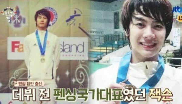 Nếu không theo nghiệp giải trí, 7 sao Hàn này có thể xuất hiện ở Olympic