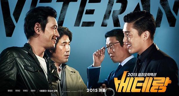 Veteran là bộ phim hình sự, hành động kể về Phim Chạy Đâu Cho Thoát - Beterang - Veteran 2015: Cảnh sát trưởng Seo Do-Cheol (Hwang Jung-Min đóng) rơi vào những tình huống khó khăn, nguy hiểm không chỉ với bản thân anh mà còn gia đình anh khi đương đầu với thiếu gia Jo Tae-Oh (Yoo Ah-In đóng) lắm tiền và nhiều chiêu để bao che những tội ác kinh khủng của gã. Đồng hành cùng anh là sự hỗ trợ hết mình từ sếp trực tiếp và đặc biệt là dàn cấp dưới hết lòng tận tụy và có phong cách bá đạo không-giống-ai khi lâm trận truy đuổi tội phạm.