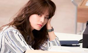 Góc mặt nghiêng 'thần thánh' của loạt idol nữ trên phim Hàn