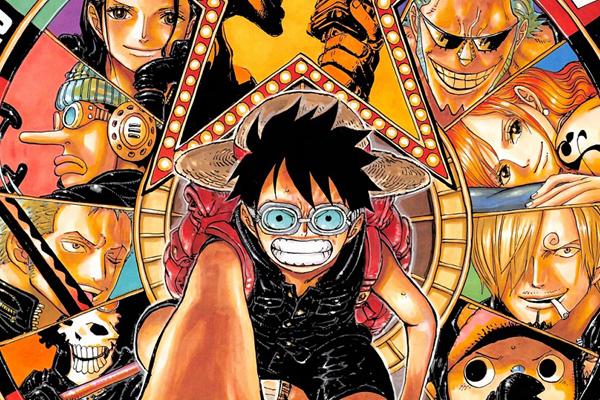 Trước tiên với số tiền bán vé hơn 1,1 tỷ Yên tại thị trường quốc nội chỉ sau 5 ngày công chiếu, One Piece Film Gold đã lọt vào top 10 những phim hoạt hình dựa trên truyện tranh có doanh thu cao nhất ở Nhật Bản . Chưa hết, bản thân bộ truyện trong năm 2015 đã được ghi vào sách kỷ lục Guiness là bộ manga của một tác giả xuất bản nhiều nhất từ trước đến nay, với 320.866.000 bản in tính đến cuối tháng 12 năm 2014.