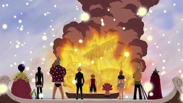 Nội dung chính của series One Piece nói về hành trình trở thành vua hải tặc của Luffy, một cậu bé sinh ra và lớn lên ở một hòn đảo xa xôi. Trong cuộc phiêu lưu đến vùng biển dữ mang tên Đại hải trình, Luffy đã gặp được những người bạn, những người đồng đội, cũng như những kẻ thù quái dị đã giúp cậu dần trưởng thành hơn. Đồng thời, mỗi đồng đội của Luffy đều có quá khứ riêng biệt cùng nhiều hoài bão lớn. One Piece vì thế cũng được cộng đồng fan đánh giá cao vì tuyến nhân vật đa dạng nhưng không ai mờ nhạt hay thừa thãi.