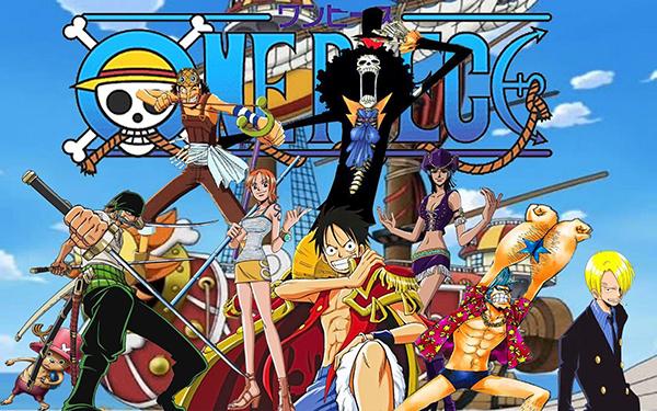Các nhân vật trong loạt truyện sinh sống trong một thế giới hư cấu, nơi tồn tại những dị nhân sở hữu sức mạnh phi thường. Một số thông qua luyện tập, số khác nhờ cậy năng lực đặc biệt của một loại quả bí ẩn mang tên Trái ác quỷ (Devil Fruit). Ngoài ra, thế giới One Piece còn được xây dựng trên sự hoành tráng của biển cả. Các sinh vật khổng lồ, sức mạnh to lớn, các phân đoạn hành động chớp nhoáng nghẹt thở cũng thường được thấy trong phim.