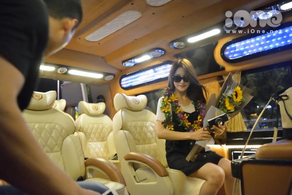 Park Gyu Ri sẽ biểu diễn cùng nhóm nhạc indie Hàn Quốc - From The Airport. Dàn sao Việt và quốc tế hùng hậu như: Tóc Tiên, Noo Phước Thịnh, Suboi, Spacespeakers, nữ ca sĩ người Mỹ - Kelis& cũng tham gia biểu diễn tại đại nhạc hội.
