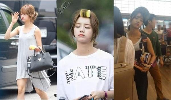 Đây không phải là lần đầu tiên em út Girls Day lộ thần thái mệt mỏi, bơ phờ khi mới ngủ dậy. Hình ảnh Hye Ri vừa đi vừa ngủ gật từng nhiều lần lọt vào ống kính phóng viên.