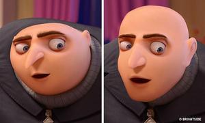 Khi những nhân vật hoạt hình biến thành người thật