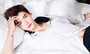 Khoảnh khắc sexy 'nghẹt thở' của 5 nam thần màn ảnh Hàn