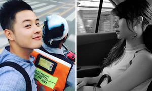Sao Việt 30/8: Quỳnh Anh Shyn - B Trần úp mở tình cảm, Thanh Duy vừa đi xe máy vừa selfie