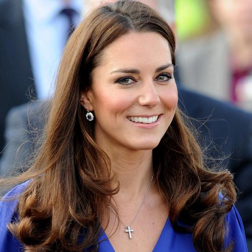 Mũi của công nương Kate Middleton được nhận xét là cao thẳng, tinh tế và gần như hoàn hảo.