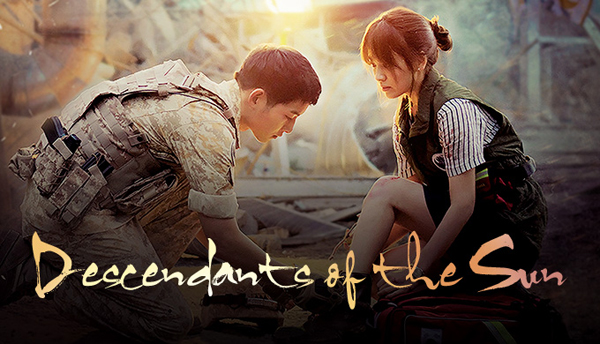 10 drama Hàn được xem nhiều nhất năm 2016
