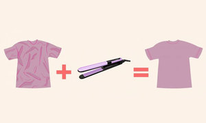 9 cách loại bỏ quần áo nhăn không cần dùng bàn là