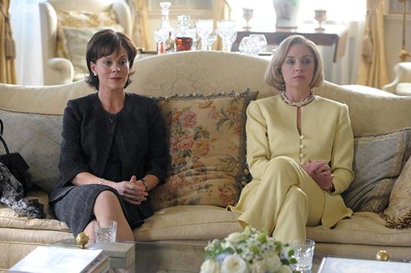 Năm 2010 bộ phim hợp tác của điện ảnh Anh  Mỹ về quan hệ chính trị hai nước mang tên The Special Relationship, chính thức được công chiếu trên kênh truyền hình HBO của Mỹ và BBC của Anh.
