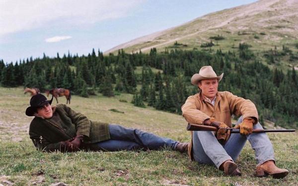 10.Brokeback Mountain(2005)