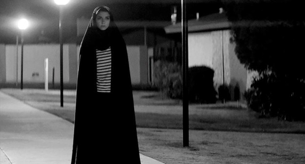 3.A Girl Walks Home Alone At Night(2014)
