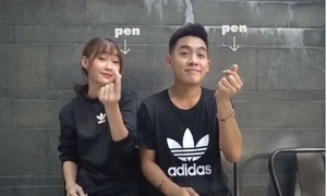 Đến lượt hot teen Việt mê mẩn vũ điệu 'Bút dứa, bút táo'