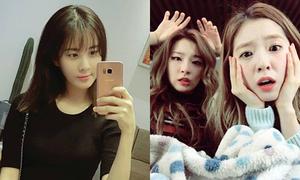 Sao Hàn 1/10: Irene - Seul Gi đọ vẻ đáng yêu, Seo Hyun xuống tóc trẻ trung