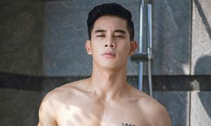 Body như lực sĩ của loạt sao nam Việt
