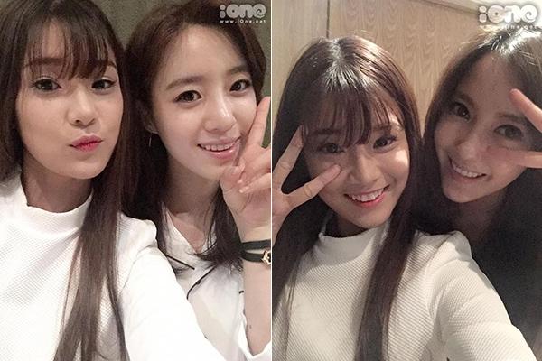 sao-viet-xinh-ngang-ngua-trong-nhung-lan-selfie-voi-my-nhan-han-6