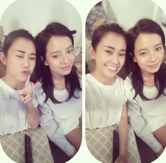 sao-viet-xinh-ngang-ngua-trong-nhung-lan-selfie-voi-my-nhan-han-3
