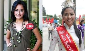 Khuyết điểm trên cơ thể hoa hậu - á hậu Việt