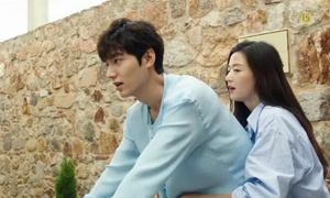 Blue sea: Cảnh hẹn hò đầu tiên của Lee Min Ho và Jun Ji Hyun