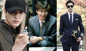 '50 sắc thái' của Lee Min Ho trong 'Huyền thoại biển xanh'