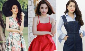 3 'ngôi sao quốc dân' mặc sang chảnh nhất màn ảnh Việt