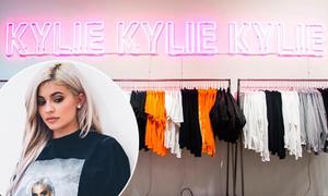 Bán đồ 'vừa thường vừa đắt', shop của Kylie Jenner vẫn cháy hàng