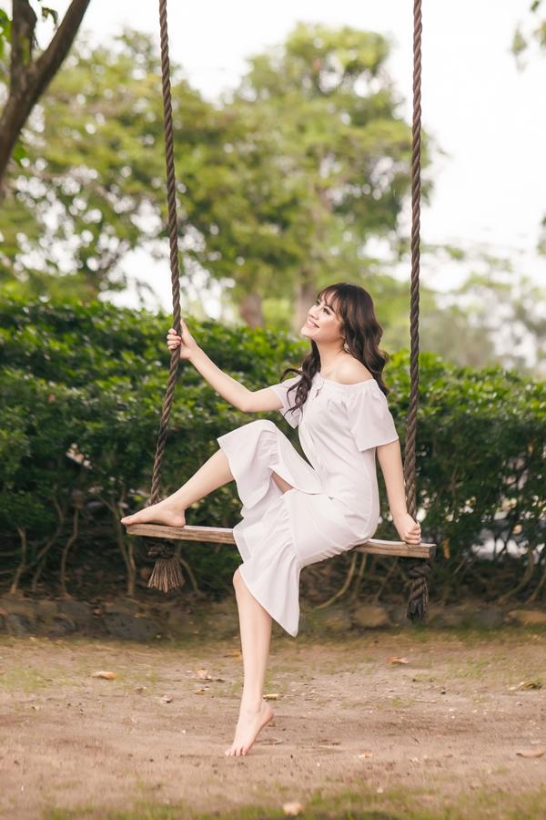 Ca sĩ Lê Huyền Anh: 'Hạnh phúc là chạm đến trái tim người nghe'