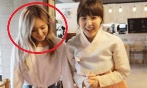 Bức ảnh khiến netizen bối rối không biết là Tae Yeon hay Irene