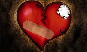 Bạn làm gì khi trái tim bị tổn thương