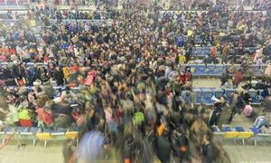 'Cuộc di dân' khổng lồ về quê ăn Tết ở Trung Quốc