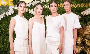 5 quán quân Vietnam's Next Top Model lần đầu đọ sắc