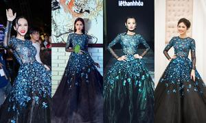 Angela Phương Trinh như công chúa, đụng váy một loạt mỹ nhân