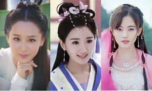 Màn ảnh Hoa ngữ thêm rực rỡ vì 4 mỹ nhân cổ trang mới