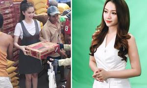 Sao Việt 21/1: Ngọc Trinh khoe ảnh đi từ thiện, Băng Di 'cày' tiền cho mẹ du lịch
