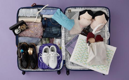 Muốn 'lèn' thật nhiều đồ vào vali Tết, học ngay các mẹo sau