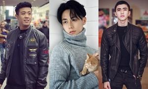 Đọ độ hot của 3 hot boy Việt tuổi gà