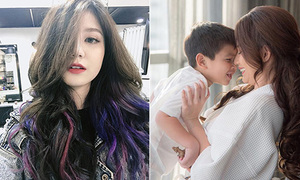Sao Việt 9/2: An Japan ngồi 12 tiếng làm tóc, Quỳnh Chi công khai mất quyền nuôi con