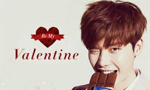 Sao nam Hàn nào sẽ sánh đôi Valentine với bạn