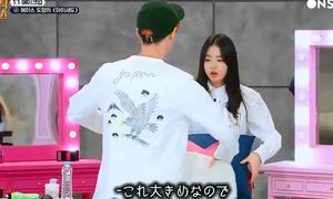 Do Young (NCT) được khen ngợi khi cởi áo che chắn cho So Hye (I.O.I)