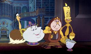 Quiz: Đoán tên các nhân vật trong phim 'Beauty And The Beast' (2)