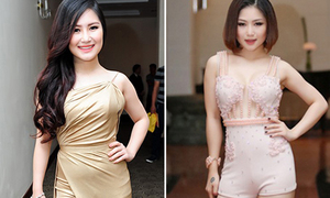 Bị chê béo, 3 người đẹp Việt quyết tâm giảm cân 'vèo vèo'