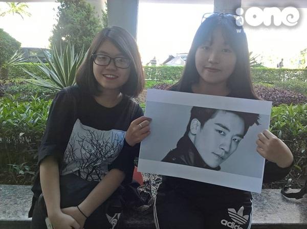 Fan Đà Nẵng túc trực 4 tiếng tại sân bay nhưng vẫn chưa thấy tăm hơi Seungri